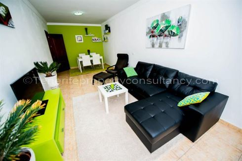 Ref: 200-554 Studio Edificio El Veril Fanabe Tenerife Canary Islands