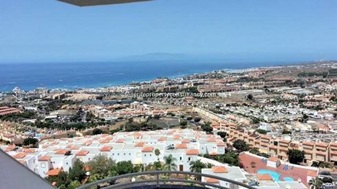 Ref: 200-571 Apartment The Sunset Torviscas Alto 2 Bedrooms Tenerife Property Canary Islands Spain