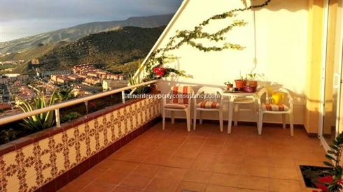 Ref: 200-571 Apartment The Sunset Torviscas Alto Tenerife Canary Islands