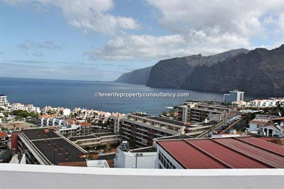 Ref: 200-606 Apartment Puerto de Santiago Los Gigantes 2 Bedrooms Tenerife Property Canary Islands Spain