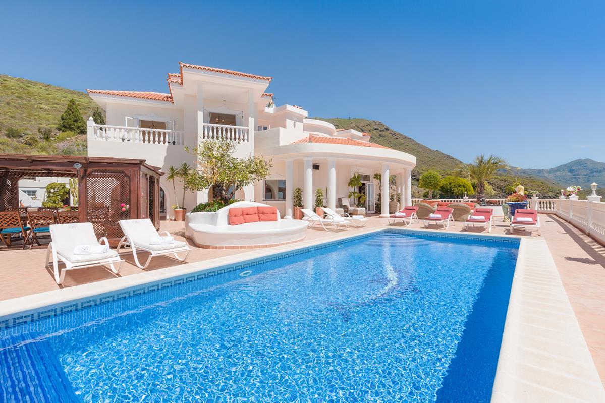 Villa Monaco Las Moraditas Tenerife Holiday Rental